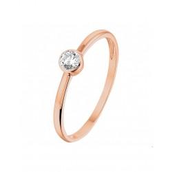 ROSE GOUDEN RING - 35557